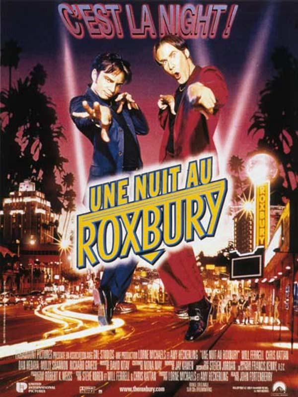 Une nuit au Roxbury