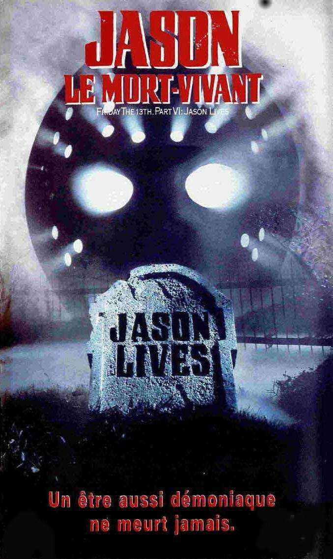 Vendredi 13 Chapitre 6 : Jason le mort vivant