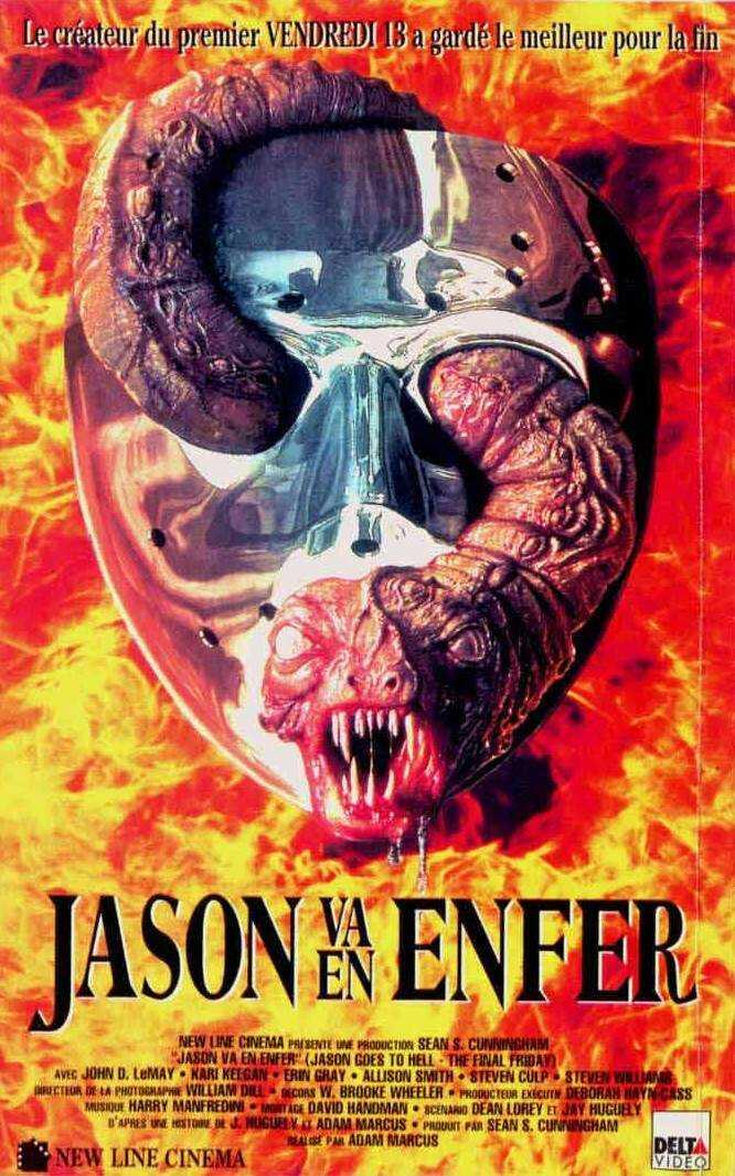 Vendredi 13 Chapitre 9 : Jason va en enfer