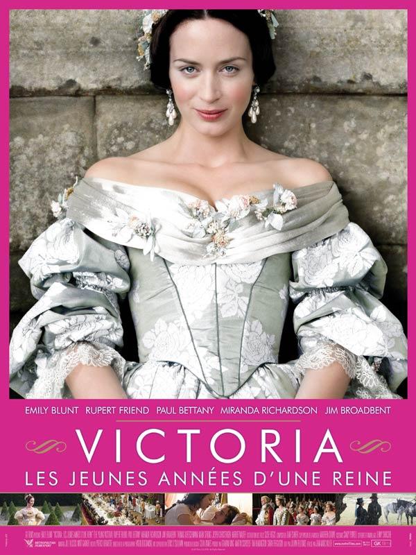 Victoria : les jeunes années d