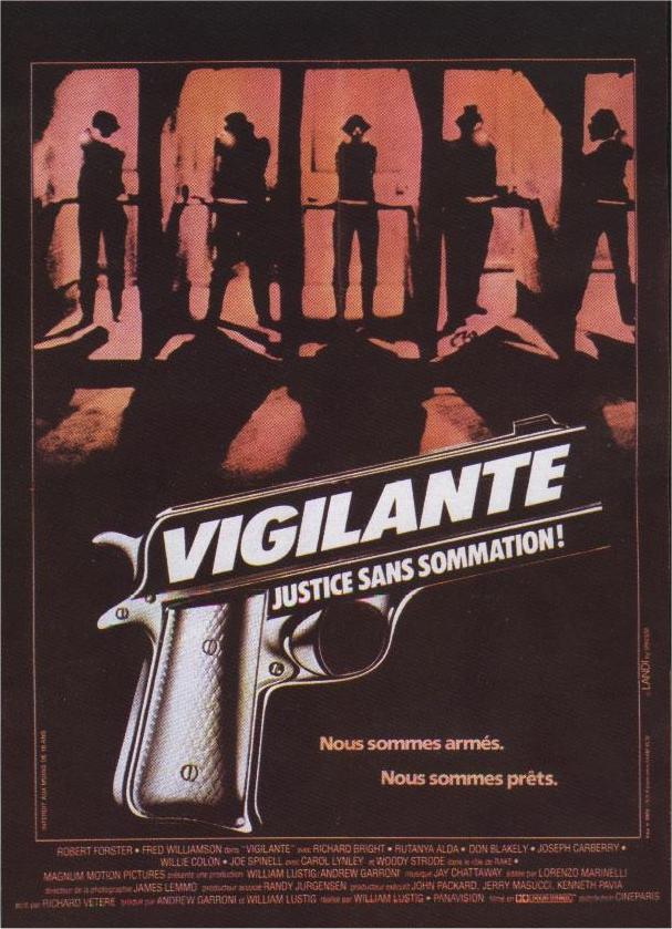 Vigilante justice sans sommation