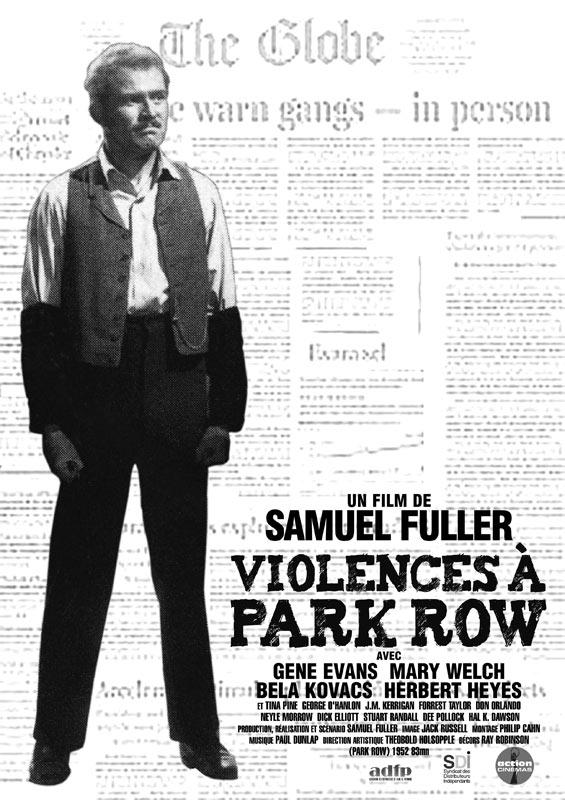 Violences a Park Row