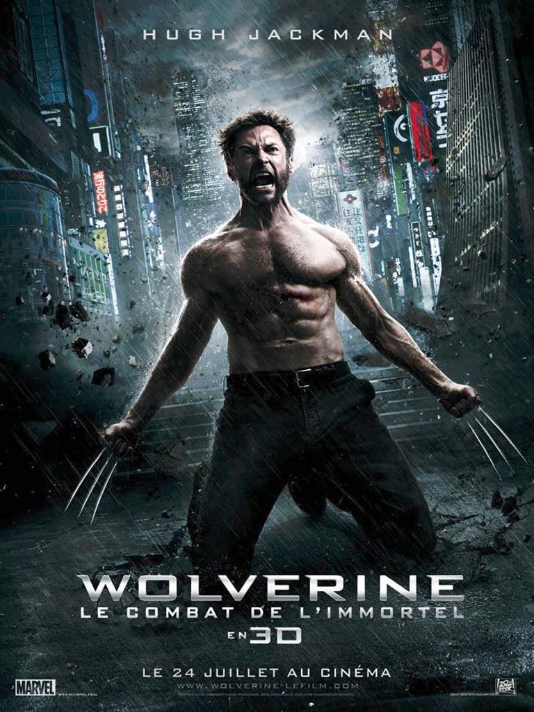 Wolverine : le combat de l