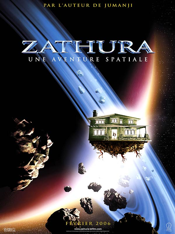 Zathura : une aventure spatiale