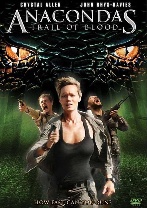 Anacondas 4 : La piste du sang (TV)