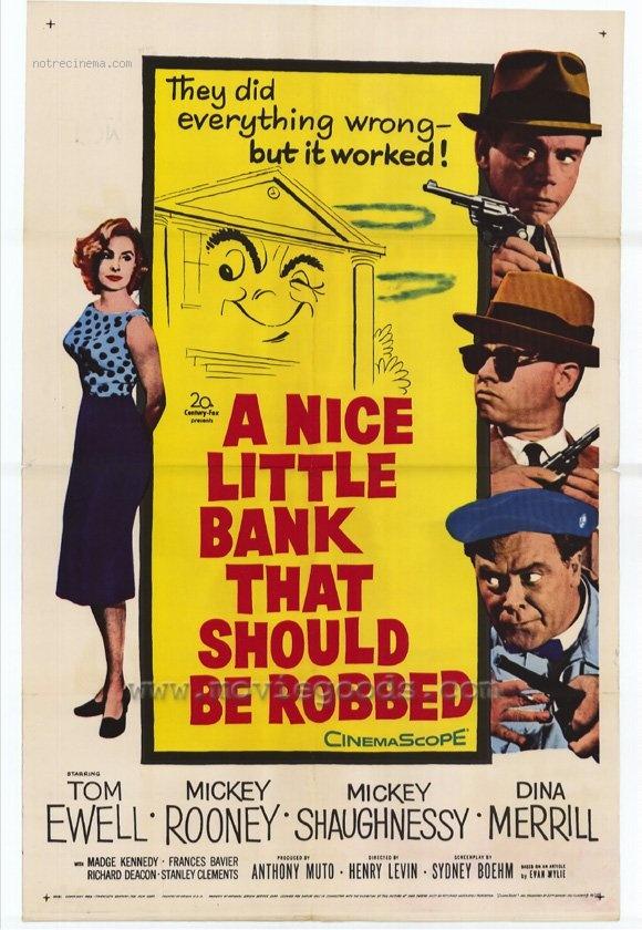 Comment devaliser une bonne petite banque