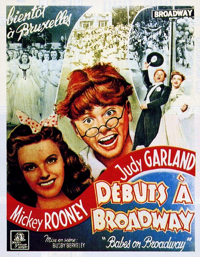 Débuts à Broadway