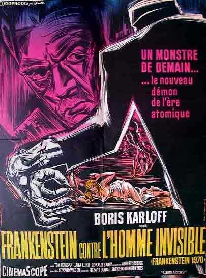 Frankenstein contre l