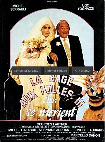 La cage aux folles III: Elles se marient