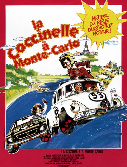 La Coccinelle à Monte-Carlo