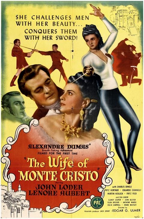 La femme de Monte-Cristo