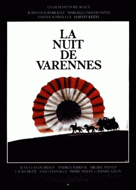 La nuit de Varennes
