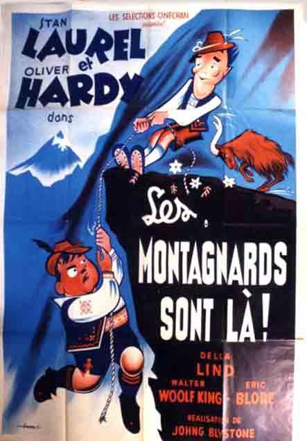 Les Montagnards sont là
