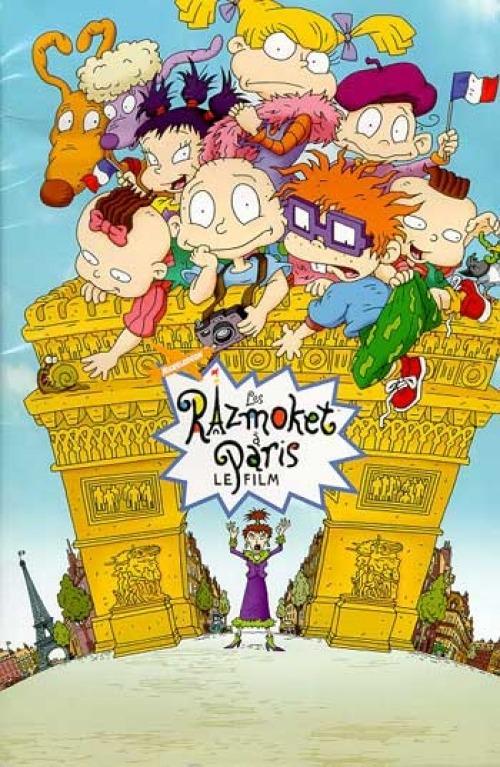 Les Razmoket à Paris, le film | Multi | DVDRiP