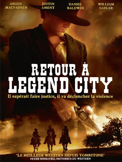 Retour à legend city