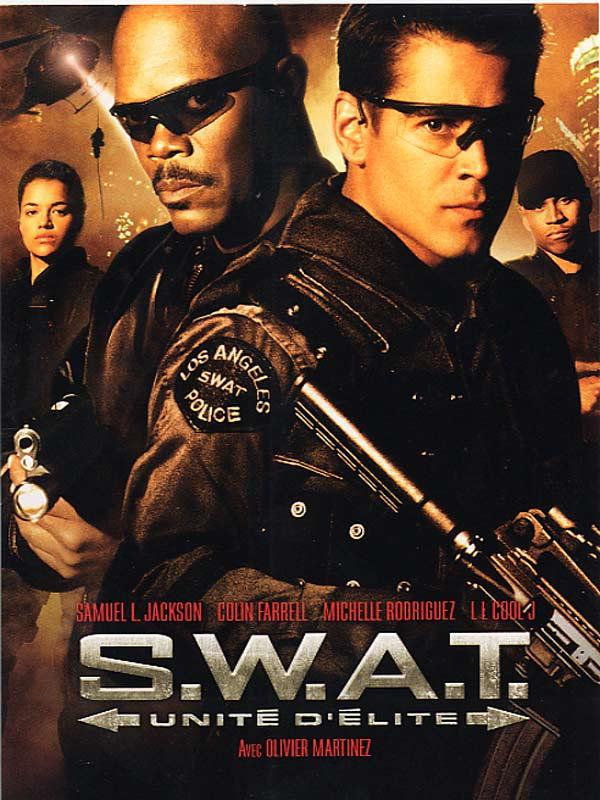 S.W.A.T. unité d
