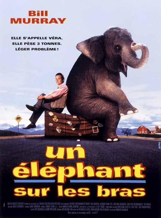 Un Eléphant sur les bras