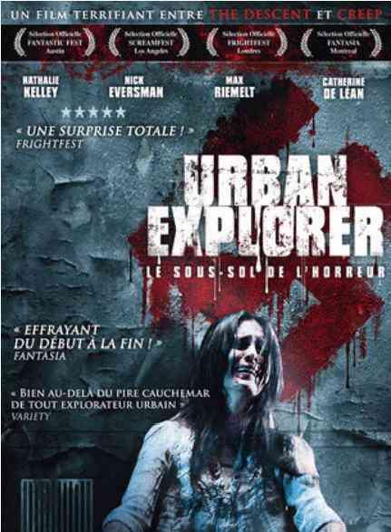 Urban Explorer Le sous-sol de l