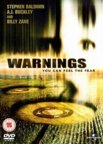 Warnings, les signes de la peur