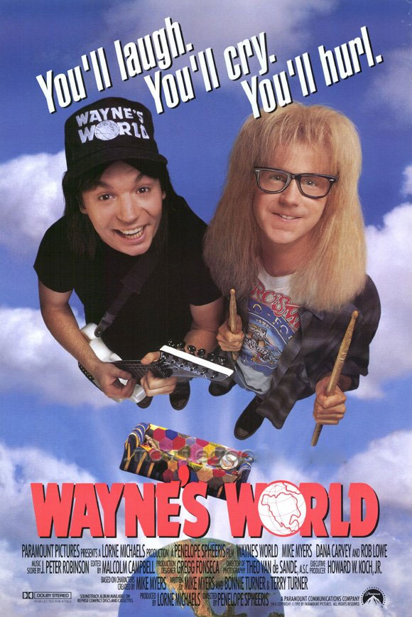 Wayne's World de Penelope Spheeris - Cinéma Passion