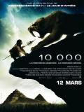 Affiche de 10 000