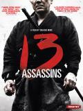 Affiche de 13 Assassins