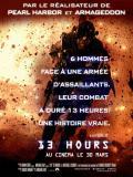 Affiche de 13 Hours