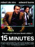 Affiche de 15 minutes