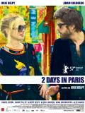 Affiche de 2 Days in Paris