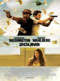 Affiche de 2 Guns
