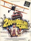 Affiche de 200 000 dollars en cavale