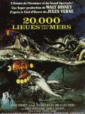 Affiche de 20.000 lieues sous les mers