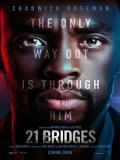 Affiche de 21 Bridges