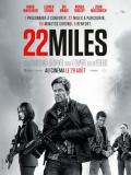 Affiche de 22 Miles