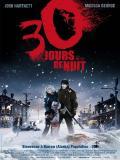 Affiche de 30 jours de nuit