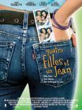 Affiche de 4 filles et un jean