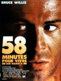 Affiche de 58 Minutes pour vivre