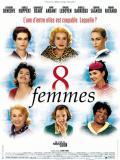 Affiche de 8 femmes