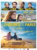 Affiche de A 2 heures de Paris