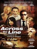Affiche de Across the Line