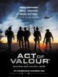 Affiche de Act of Valor