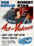 Affiche de Acte de violence