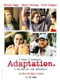 Affiche de Adaptation