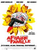 Affiche de Affaire de famille