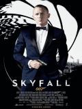 Affiche de Skyfall