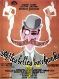 Affiche de Ah ! les belles bacchantes