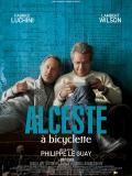 Affiche de Alceste à bicyclette