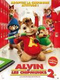 Affiche de Alvin et les Chipmunks 2