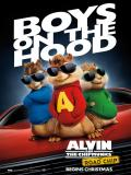 Affiche de Alvin et les Chipmunks 4