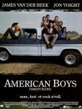 Affiche de American boys